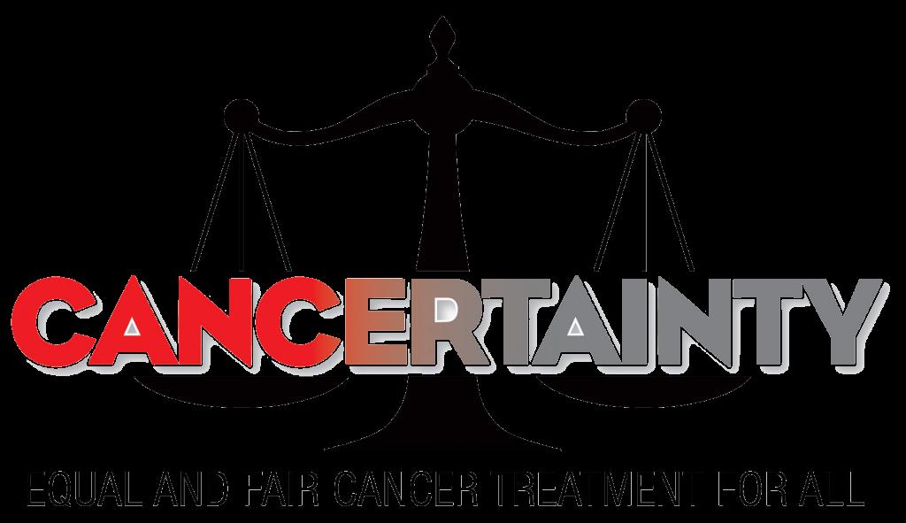 Cancertainty logo
