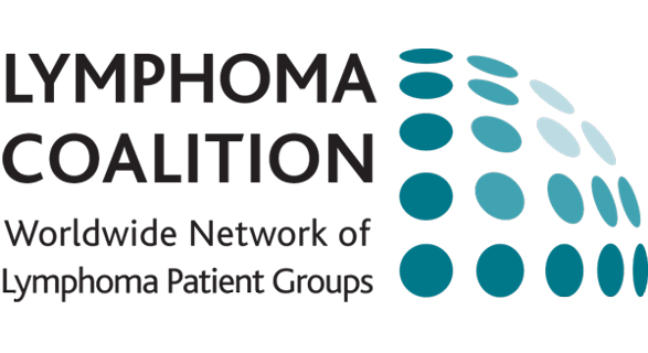 Lymphoma Coalition logo