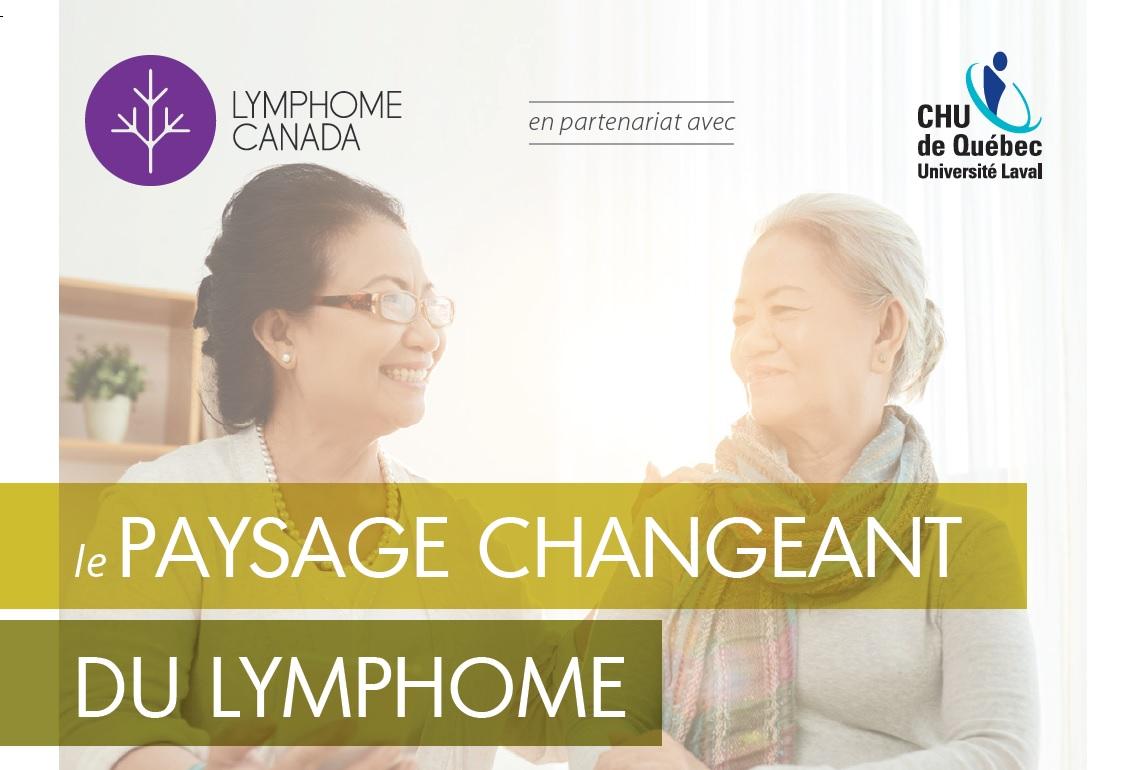 Séance d'éducation sur le lymphome : Ville de Québec