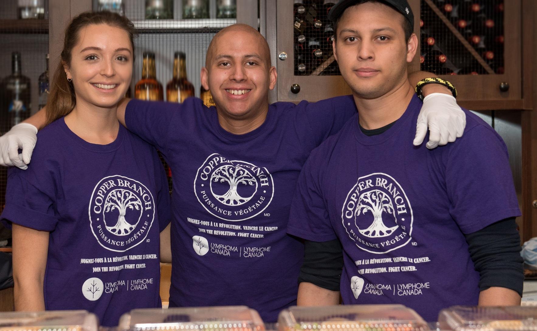 Honorer Carlos lors de la Journée mondiale de sensibilisation au cancer