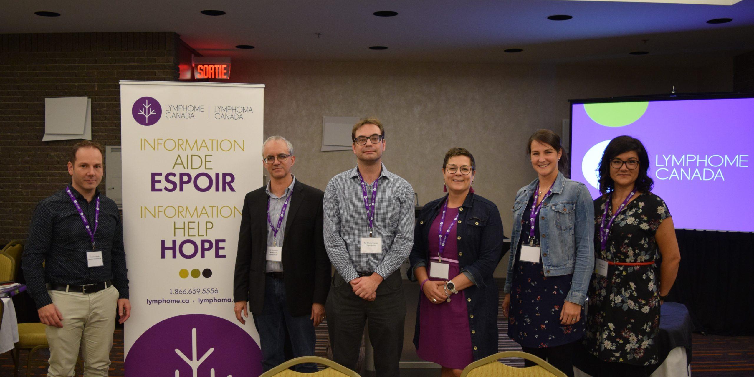 Conférence nationale 2018 pour les patients 2e édition  – Ville de Québec